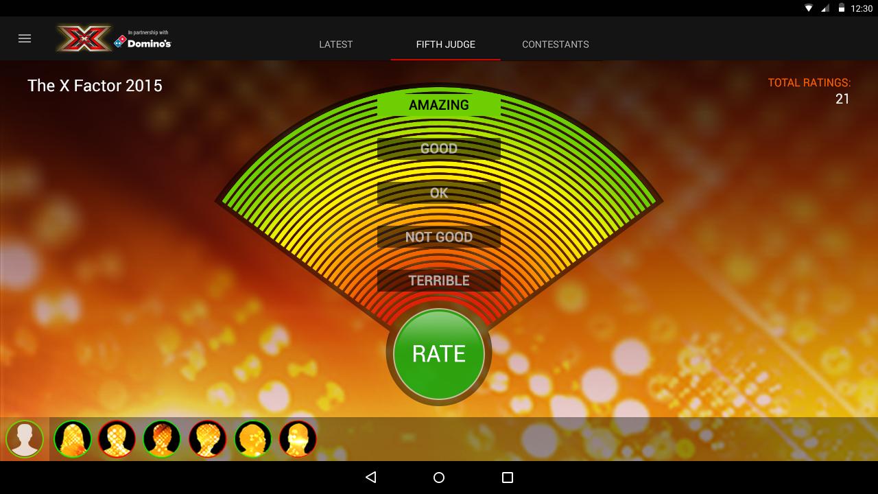 The X Factor UK- screenshot