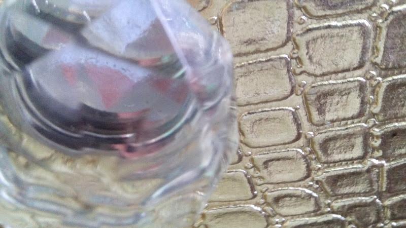 Pomello in vetro con riflessi  di VeraWilma