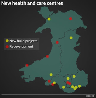 New primary care centre for Llanfair