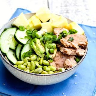 Yellowfin Tuna Recipes.