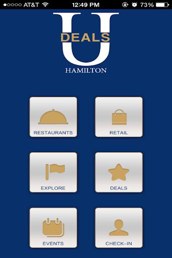 Deals U: Hamilton