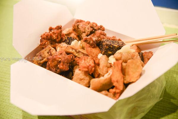 嘉義必吃美食 嘉義基隆廟口鹹酥雞 名店朝聖 一吃秒變粉絲 堅持新鮮食材 食記