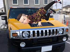 H2  07,HUMMER,LUXPXG三井D車のカスタム事例画像 ヨシクマさんの2018年12月14日22:39の投稿