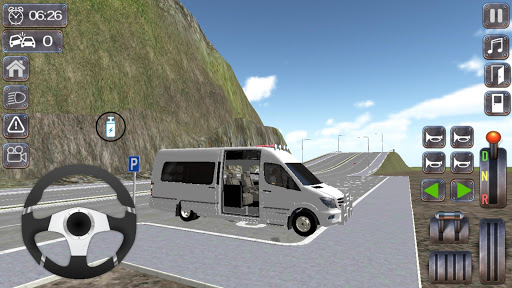 Minibus Sprinter Passenger Game 2019 2.10 screenshots 1