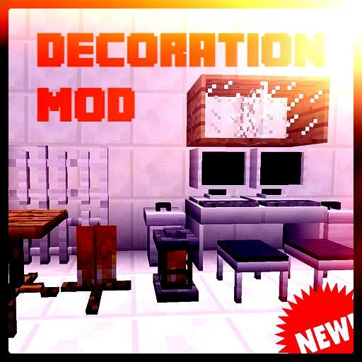 Decoration Mod For Minecraft!~