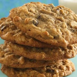Old-Fashioned Oatmeal-Raisin Cookies.
