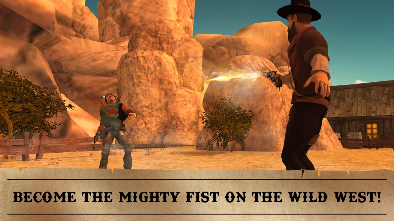 cowboy fighting western duel android apps on google play