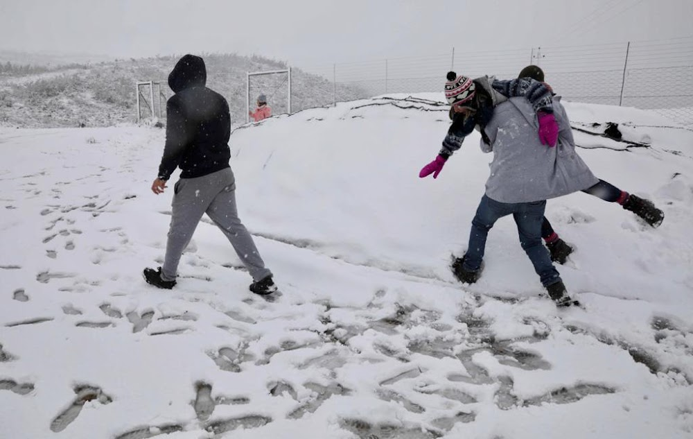 Weather service warns of 'disruptive' snowfalls from Thursday - SowetanLIVE