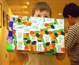 Photo: decorative box