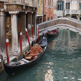 Venice canal by Igor Gruber - Buildings & Architecture Public & Historical ( canal )