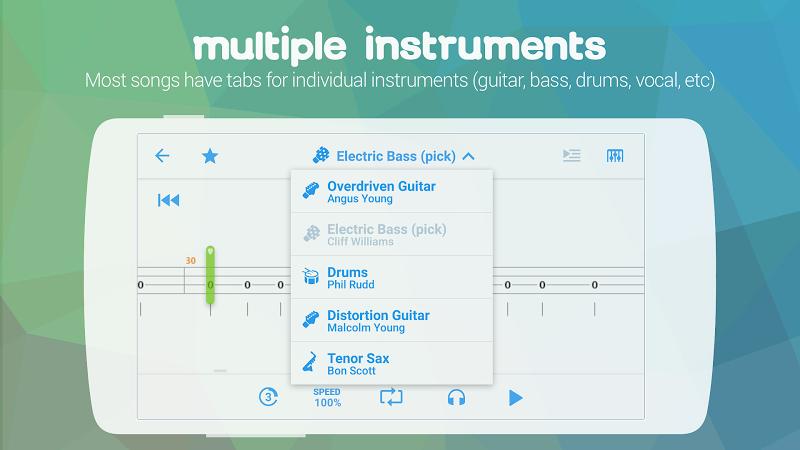 Songsterr Guitar Tabs & Chords Screenshot 5
