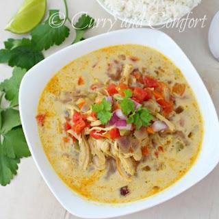 Sri Lankan Mulligatawny Soup