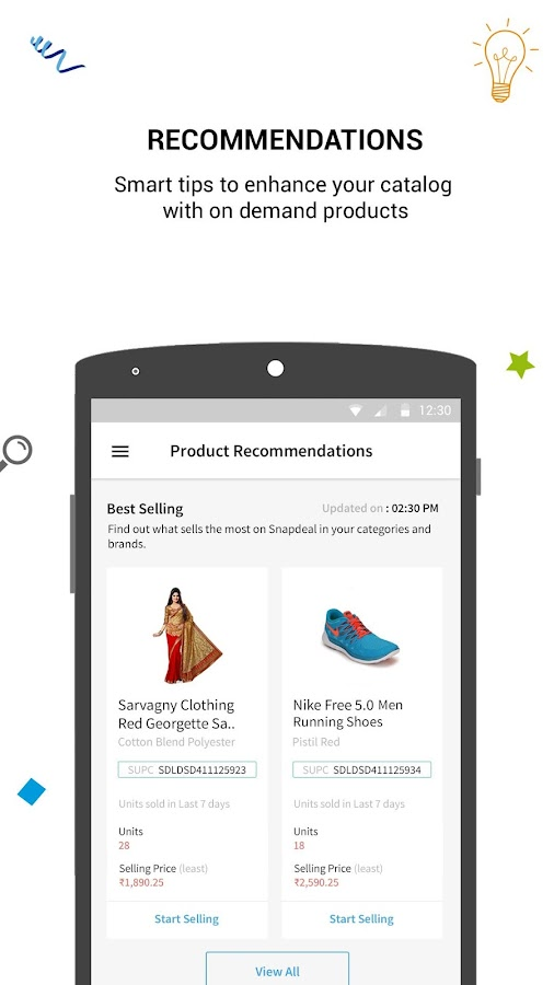 Snapdeal Seller Zone- screenshot