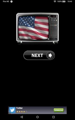 USA Television Channels - screenshot