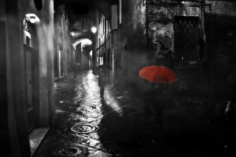 """""""Ombrelli rossi """" di marco.vecchiarelli.3"""