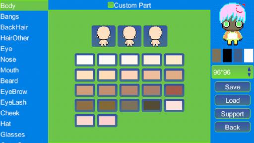 Q Avatar (Avatar Maker) Screenshot