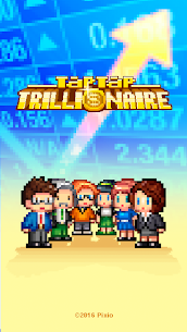 Tap Tap Trillionaire – Cash Clicker Adventure Apk Download For Android and Iphone 7