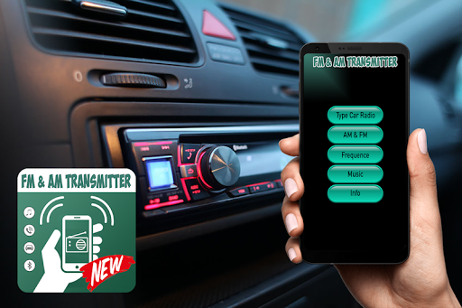 FM & AM Transmitter For Car Radio 1.0 screenshots 2