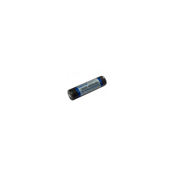 Keeppower Batteri 18650 3,7V 3000mAh