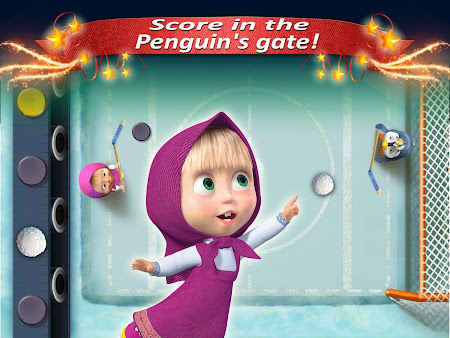 Masha and the Bear: Kids Games 1.04.1507151137 screenshot 1310