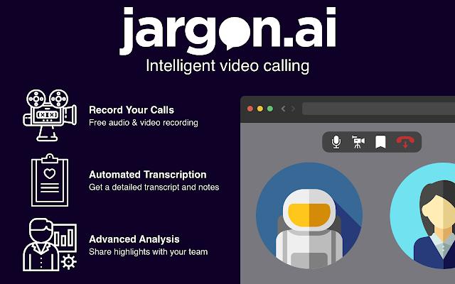 Jargon.ai Screen Sharing