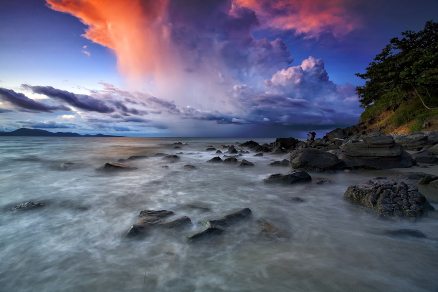 by Eko Rinaldi - Landscapes Waterscapes