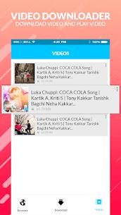 mp4 video downloader – free video downloader Apk  Download For Android 4