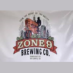 Logo for Zone 9 Brewing Co.