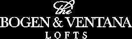 The Bogen & Ventana Loft Style Apartments Homepage