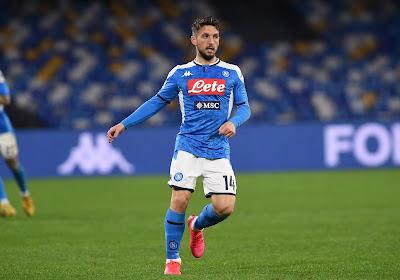 Les joueurs de Naples vont porter un maillot spécial pour célébrer le record de Mertens !