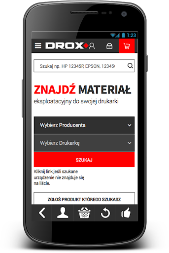 Sklep Drox.pl – Tusze i tonery
