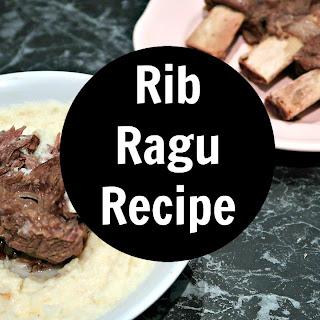 Rib Ragu Recipe