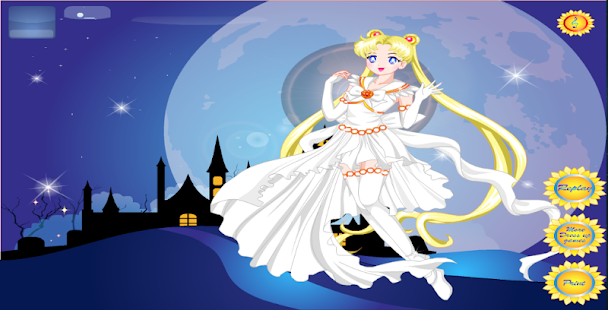 Dress up Princess & Makeover- screenshot thumbnail