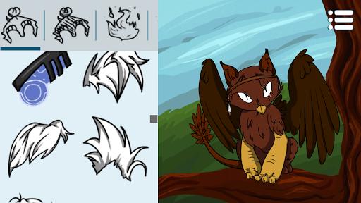 Avatar Maker: Dragons screenshot 20