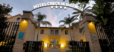 VIDEO - Checkin Valencia: l'hotel