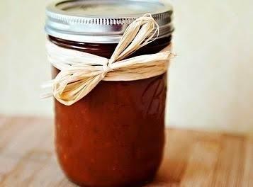 Smoked Tomato Sauce Recipe