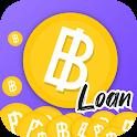 Lightning loan icon