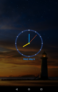 ClockView (Always On Clock) - screenshot thumbnail