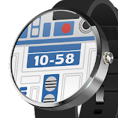 Star Watch Face 2in1