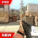 Combat Strike PRO: FPS  Online Gun Shooting Games