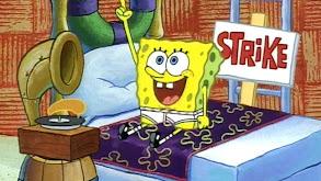 Sandy, SpongeBob, and the Worm; Squid on Strike thumbnail
