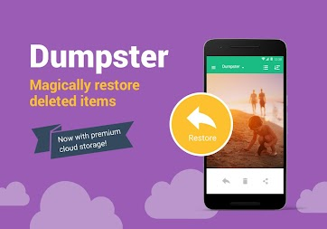 Dumpster: Recover My Deleted Picture & Video Files APK screenshot thumbnail 11