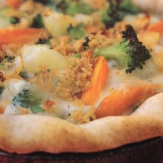 Hearty Vegetable Pot Pie.
