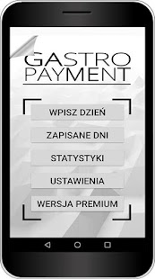 Gastro Payment - náhled