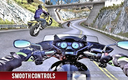 🏍️New Top Speed Bike Racing Motor Bike Free Games- screenshot thumbnail