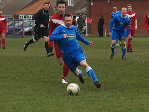 Photo: 23/02/13 v Hellesdon (Anglian Combination League Division 1) 6-1 - contributed by Leon Gladwell