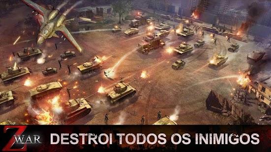 Z War screenshot