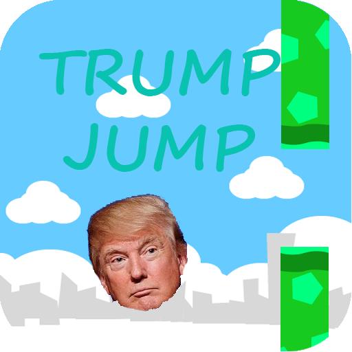 Trump Jump 街機 App LOGO-硬是要APP