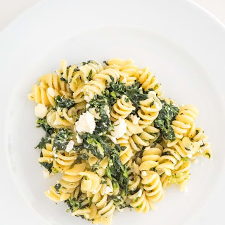Spinach Feta Pasta Bake Recipes.