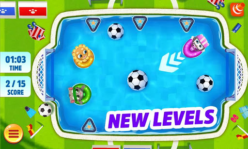 Talking Tom Pool - Puzzle Game for Android apk 5